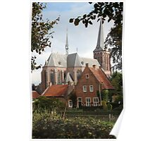 Castle, Huis Bergh, The Netherlands II Poster
