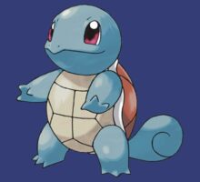 Squirtle by Stephen Dwyer