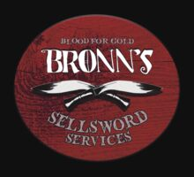 Bronn's Sellsword Services by DokterKablaam