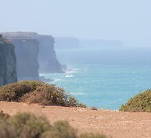 Great Australian Bight by Stefan Nicholson
