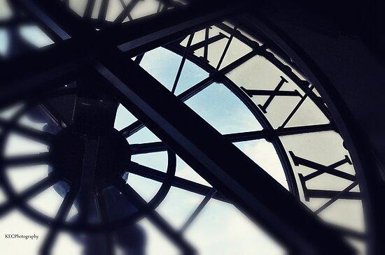 Time Transient by Karen E Camilleri
