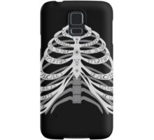 The Bones of a Winchester Samsung Galaxy Case/Skin