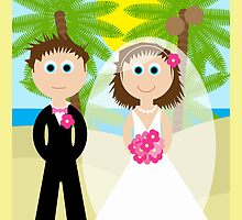 Wedding - Congratulations by Emma Holmes