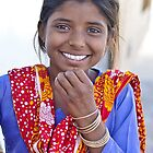 Darawar Girl by Khizar Rajput