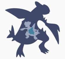 PKMN Evo Family - #443 Gible by dangerliam