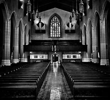 Metropolitan United Church 2 Toronto Canada by Brian Carson