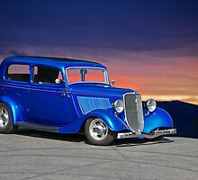 1934 Ford Tudor Sedan by DaveKoontz