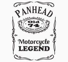 Panhead by Steve Harvey