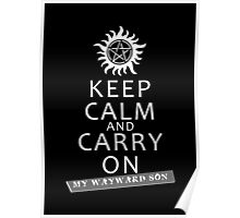Keep Calm 2 Poster