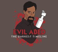 Evil Abed by ORabbit