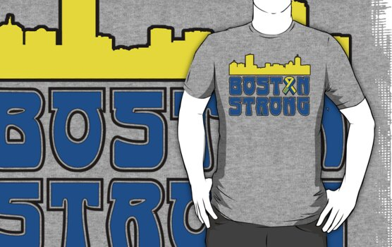 Boston Strong by Alsvisions