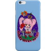 One Piece Perona Haters Gonna Hate iPhone Case/Skin