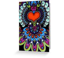 Bloomin. Greeting Card