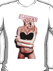 Classified - Sunset girl T-Shirt