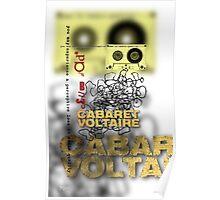 club dada - cabaret voltaire [tape spaghetti] Poster