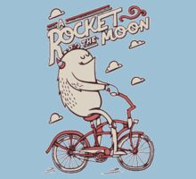 A Rocket to the Moon merch by xPikaPowerx
