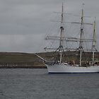 Statsraad Lehmkuhl all most hear by Craig  Meheut