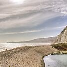 Samphire Hoe by Ian Hufton