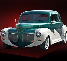 1941 Mercury Custom Coupe II by DaveKoontz
