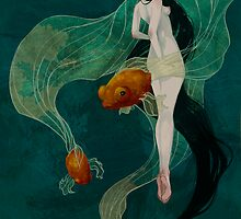Swimming in Memories by Jennalee Auclair