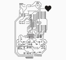 Classified - Heart Circuit  by Classified Co.