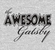 the Awesome Gatsby by inesbot