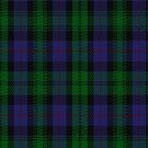 02173 The Urquhart (Logan) Clan/Family Tartan Fabric Print Iphone Case by Detnecs2013