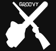 evil dead groovy v2 by atoprac59