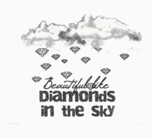 Diamonds in the sky by CamaDesign