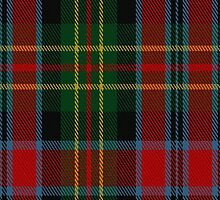 02187 Rhubarb, (Unidentified #9) Tartan Fabric Print Iphone Case by Detnecs2013