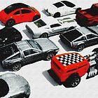 Toy Cars by Drockja