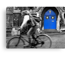 Cycle of Passing Religion Canvas Print
