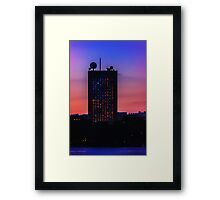 MIT remembers Framed Print
