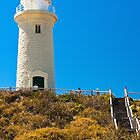 Bathurst Lighthouse - Rottnest Island by John Pitman
