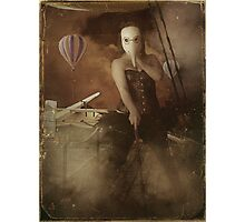 The Fool's Apprentice  Photographic Print