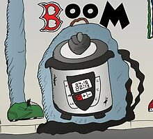 Bombe de l'attentat du Boston Marathon by Binary-Options