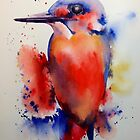 Kingfisher IPhone Case by Karl Fletcher
