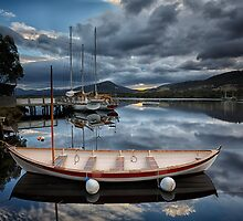 Early Morning, Franklin, Tasmania #6 by Chris Cobern