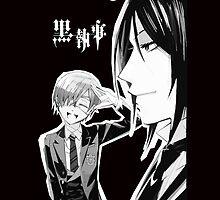 Kuroshitsuji - Black Butler - 02 by KaorieLilyse