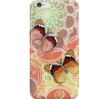 Butterfly Obsession iPhone Case/Skin