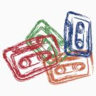 Retro Mix Tapes by HOTDJGEAR
