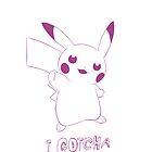Pikachu - Gotcha - 03 by KaorieLilyse