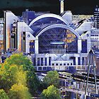 London Embankment Station by himmstudios