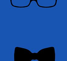 Bowtie and Specs by Cameron Lane