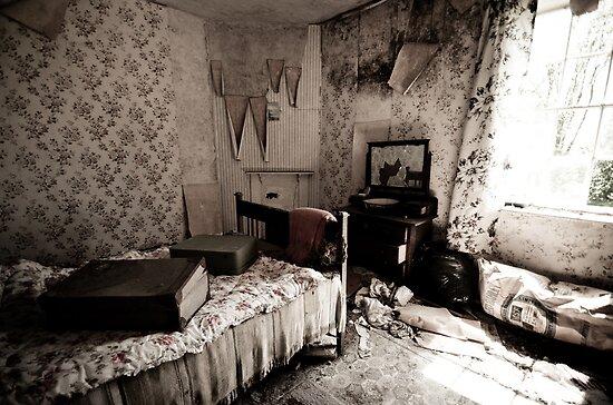 The Bedroom  by Josephine Pugh