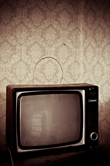 TV by Josephine Pugh