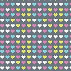 Hearts by behindsky