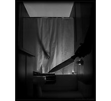 Lock Your Door Photographic Print