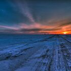 Winter Sunrise 0591_2013 by Ian McGregor