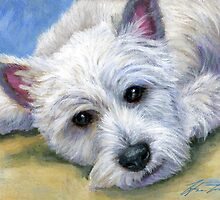 Westie by Hope Lane
